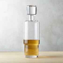 CB2 – hightop decanter – 44.95